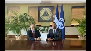 ¿Quién es el nuevo representante de Nicaragua en la OEA?
