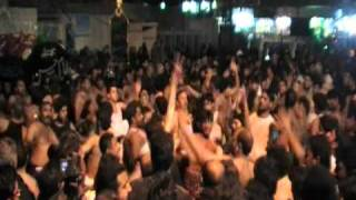 Shaam 2010 - Chakwal party - Aaj bhi seena zani