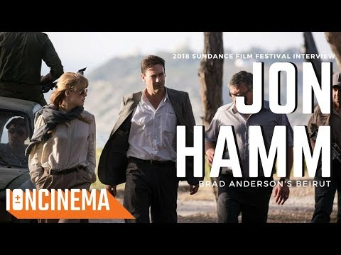 Interview: Jon Hamm - Brad Anderson's Beirut