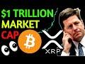 Crypto Market Cap $1 Trillion - Bitcoin $40K Soon - XRP Holders Sue SEC!