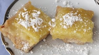 Florida Lemon Bars Recipe - Southern Queen Of Vegan Cuisine 28/328