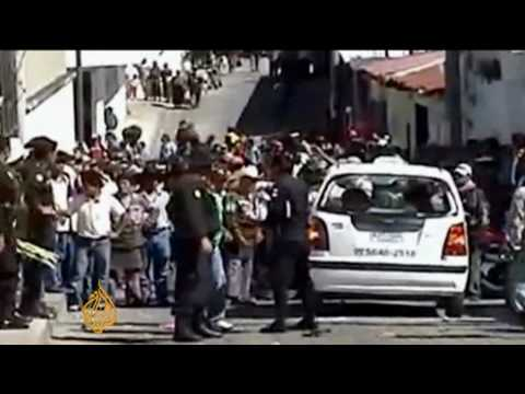 Vigilantism in Guatemala - 3 Jan 10