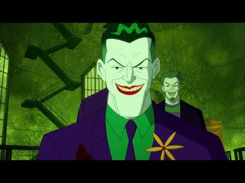 Harley Quinn 1 сезон 13 серия - Коротенькая озвучка Джокера