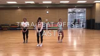 TASTE DANCE