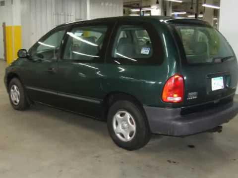 Nelson Auto Center >> 1999 Dodge Caravan - YouTube