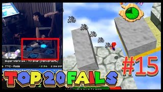 Top 20 Fails In Speedrunning | Super Mario 64 Edition | Episode 15