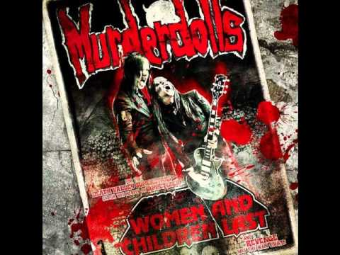 Клип Murderdolls - Blood Stained Valentine