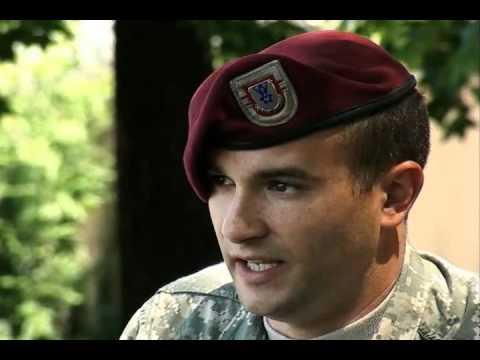 U.S. Army Staff Sgt. Giunta, Medal of Honor recipient