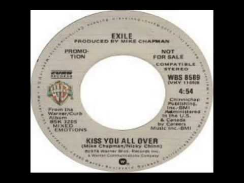 Exile - I Wanna Kiss You All Over (1978)