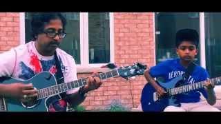 Nooru Varusham Inda Mappilayum - Live Guitar Cover by Sanjeen