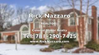 38 Thomas Dr, Reading MA - Rick Nazzaro - Tel 781-290-7425