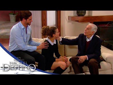 ¡Fernando conoce a su nieta! - Un camino hacia el destino*