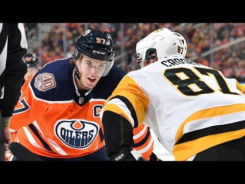 Sidney Crosby and Connor McDavid meet again