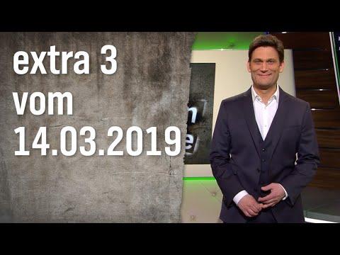 Extra 3 vom 14.03.2019 | extra 3 | NDR