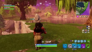 Fortnite Open Lobby (PS4)