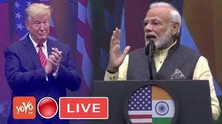 Howdy Modi LIVE | PM Modi Addresses Howdy Modi Community Programme in Houston, America | PM Modi USA