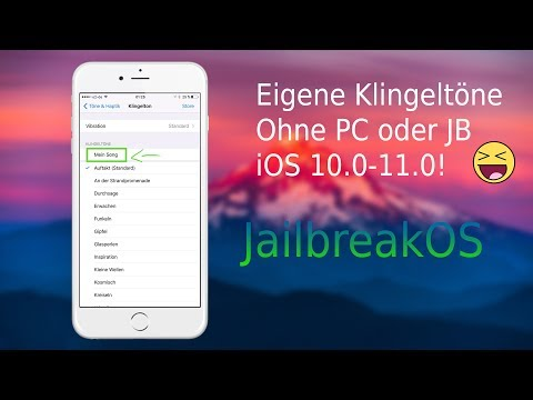 Create ringtones without a PC for iPhone / iPad / iPod iOS 10 - iOS 11 without jailbreak