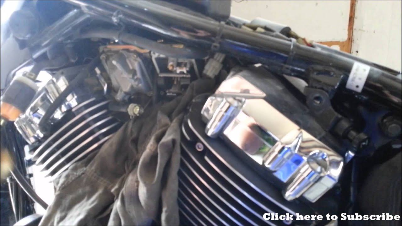 how to clean yamaha vstar 650 carbs [ 1280 x 720 Pixel ]