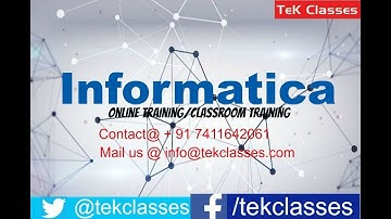 Informatica Partitioning and Interview Questions Explanation   Informatica Training