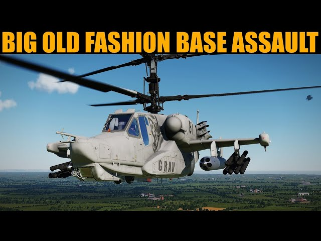Little Britain Campaign: DAY 5 Smashing The Dug In Base | DCS WORLD
