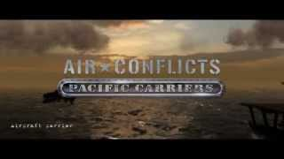 Air Conflicts: Pacific Carriers | Trailer | Xbox 360, PS3 and PC | WW2 Arcade Flight-sim