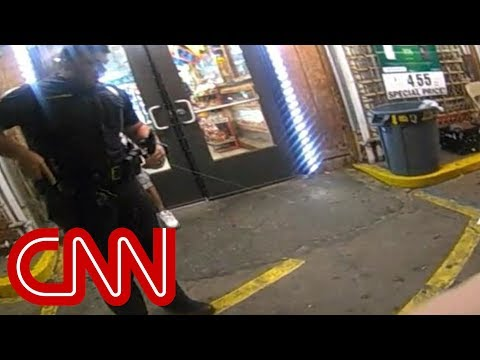 New Body Cam Video Of Alton Sterling Shooting