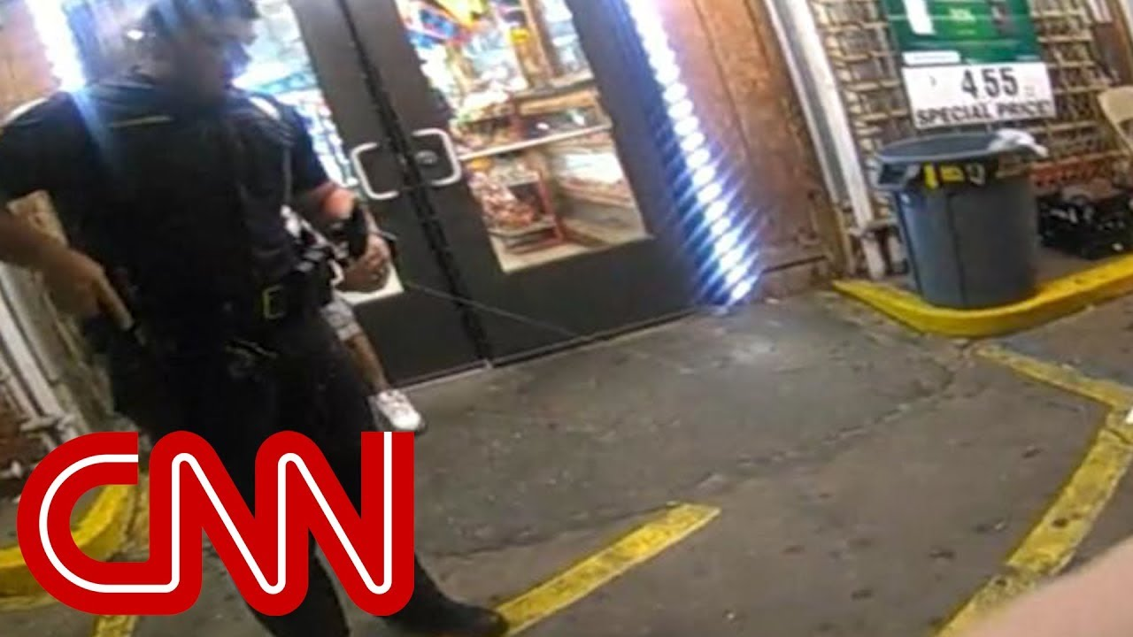 new body cam video of alton sterling shooting cnn