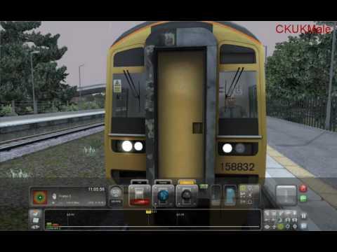 Trainsimulator Class 158 Comparison - Part 4 Arriva Trains Wales DMU Pack Add-On |