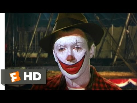 The Greatest Show on Earth (2/9) Movie CLIP - Clowns Only Love Once (1952) HD