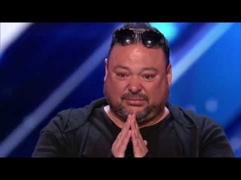 Car Service Drive Stuns With His Opera Voice | Week 5 | America's Got Talent 2017