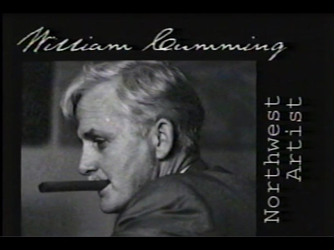 William Cumming - Northwest Artist