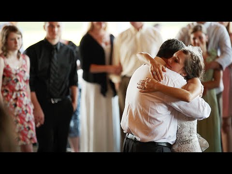Emotional Wedding Moments :: Father of the Bride