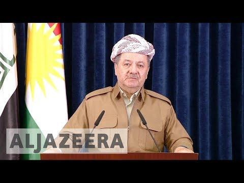 Masoud Barzani's 12-year presidency ends with Kurds secession bid