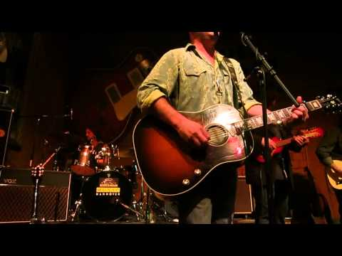 Reckless Kelly - Wicked Twisted Road @ BR X-MAS PARTY 2012 (Hannover)