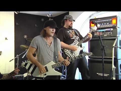 Matthias Jabs feat. Leerose - Coming Home