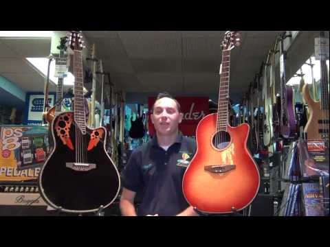Island Music Company Acoustic Department Showcase