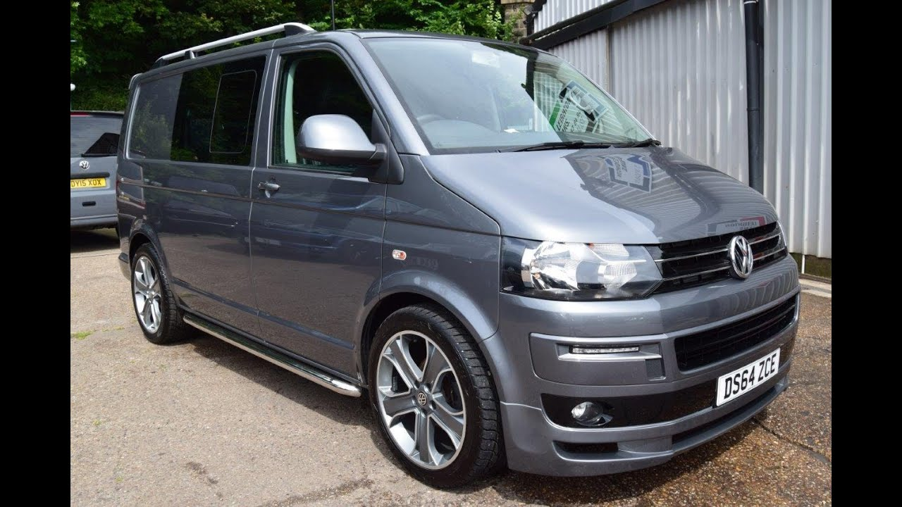 Vw Transporter T5 T32 Tdi 140 Ps Kombi Highline 4motion