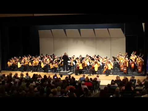 Folk Tune and Fiddle Dance - Mahone Middle School