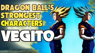 The Strongest In Dragon Ball - Vegito