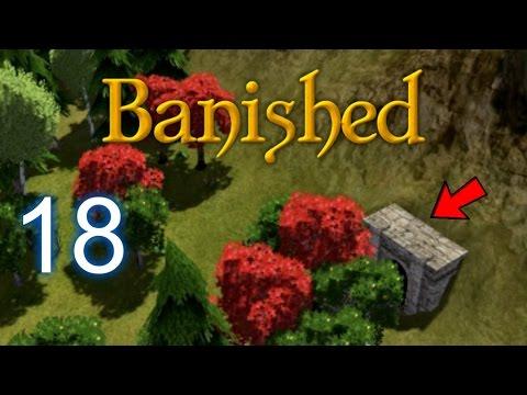 BANISHED--Episode #18--DIGGING A MASSIVE TUNNEL!!