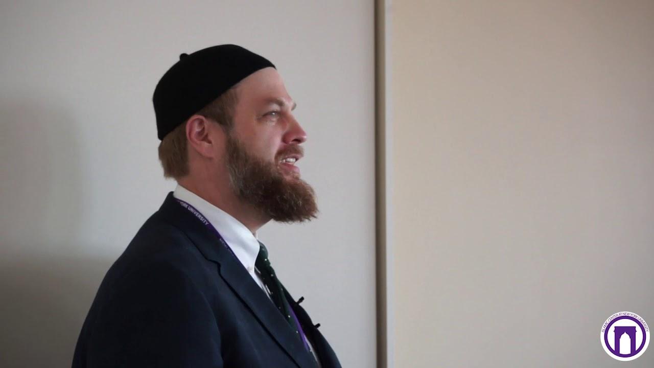Sheikh Suhaib Webb | Endings and Beginnings | ICNYU Jummah Gems - YouTube