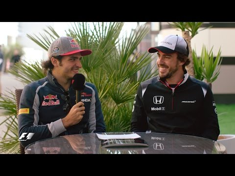 Fernando Alonso & Carlos Sainz: 'A Special Q&A'