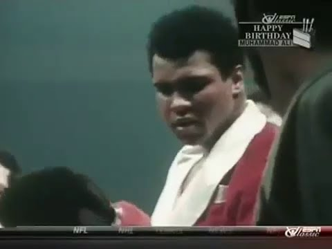 Muhammad Ali: ESPN Boxing Documentary