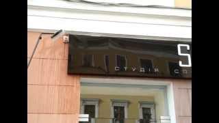 видео Мойка витрин в Одессе