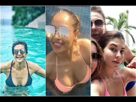 In Graphics: Look at the pictures, where celebrities celebrate holiday
