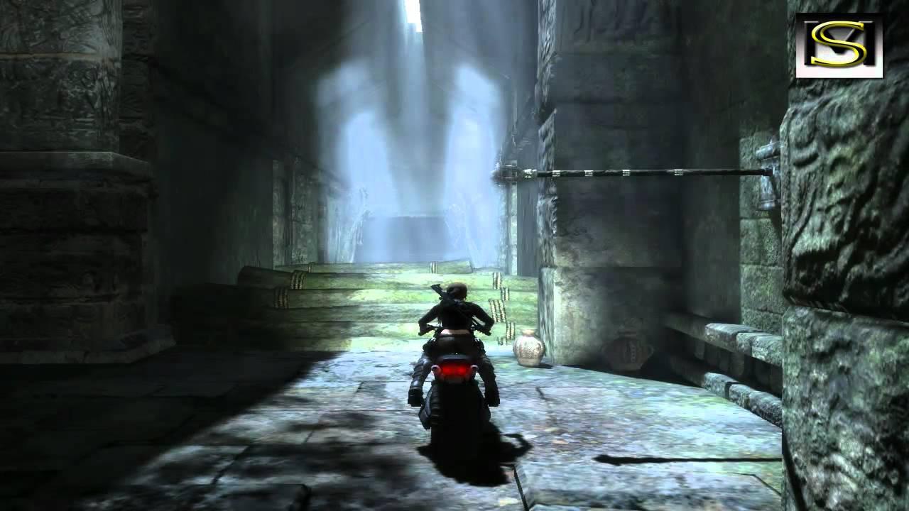 tomb raider underworld detonado para pc