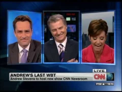 World Business Today - Andrew Stevens Last Day