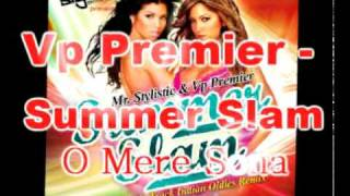 Vp Premier - Asha Bhosle - O Mere Sona Remix - Teesri Manzil - Summer Slam