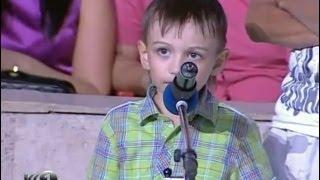 Мальчик 5 лет уделал всех