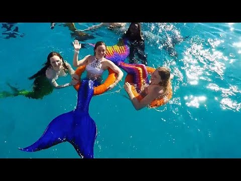 Miss Mermaid 2017  On A Yacht Trip To Tiran Island, Saudi Arabia
